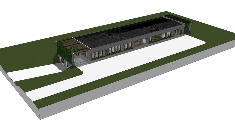 MODEL 3D v2 - Twierdza Przemysl