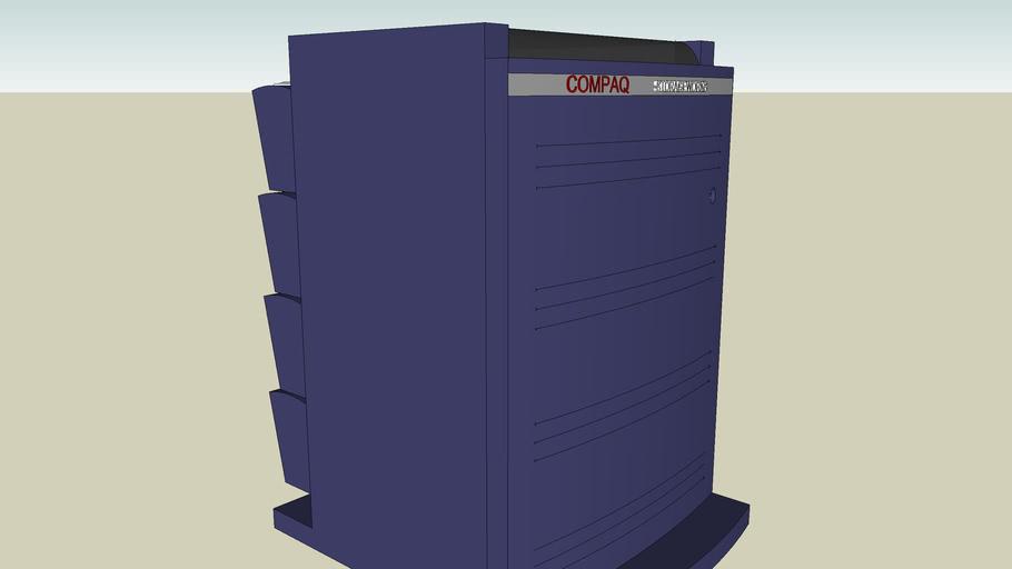 Compaq storage