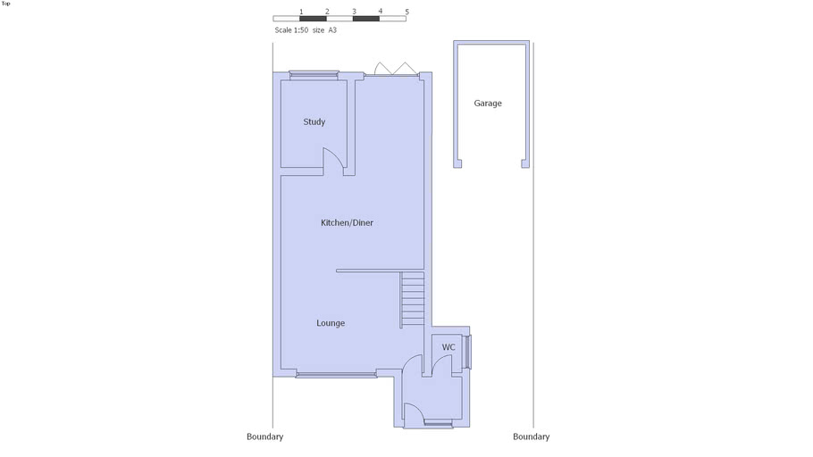 20 Arnett Way Ground floor existing