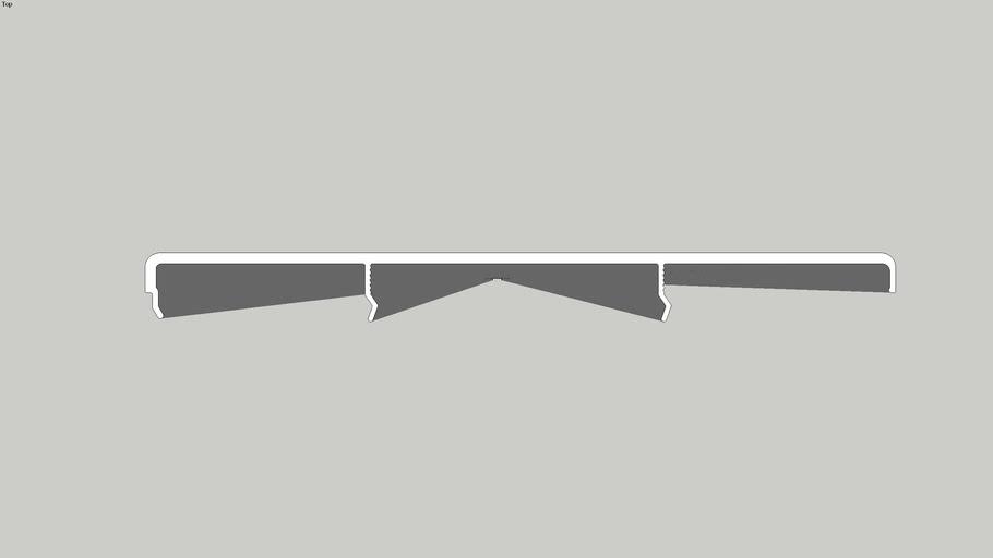 KESM15016 - Self Mating Slat