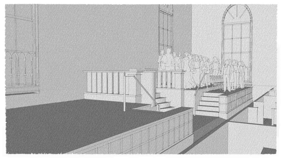 Meeting House proposed renovation