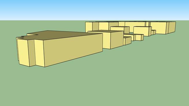 3D Atlas of Ann Arbor, DDA 5s1w.