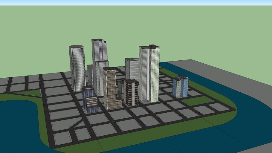 Riverwell City