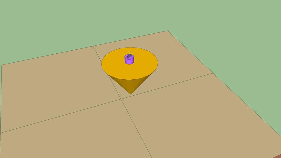 Sketchy Physics Gyro Joint