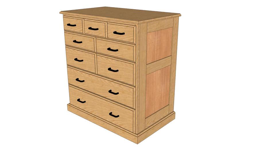 Low Boy Cabinet