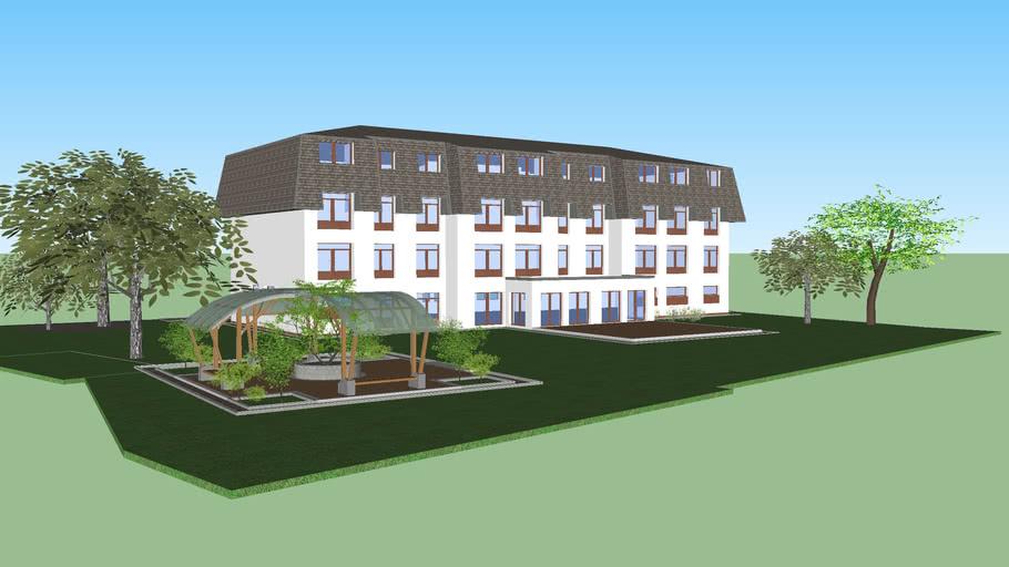 Bytový dům MTprojekt
