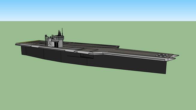 my USS Forrestal CVA-59