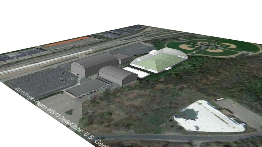 Proposed Edina Athletic Dome - Option C