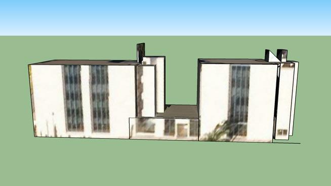 Edificio AXPE en Arturo Soria, Madrid, España