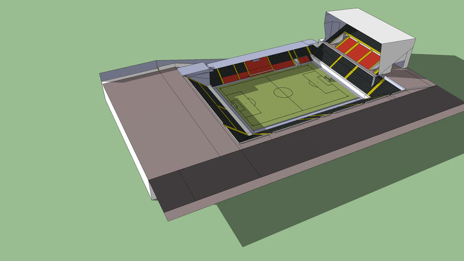 Keele Town FC renovation competition