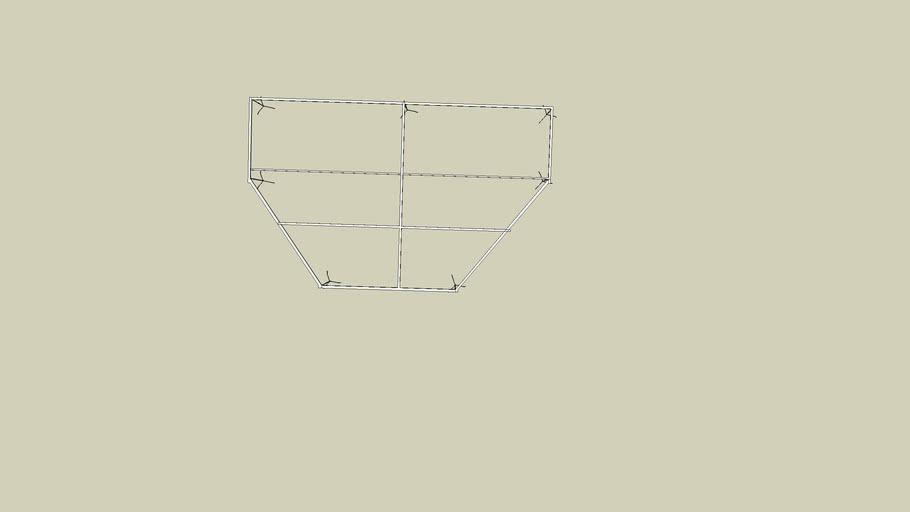 Stage Lighting Grid / Truss by bunsen