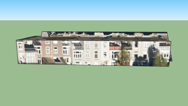 Toà nhà ở The Hague, Hà Lan