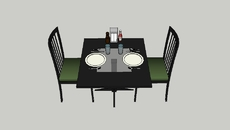 Restuarant Dining Table