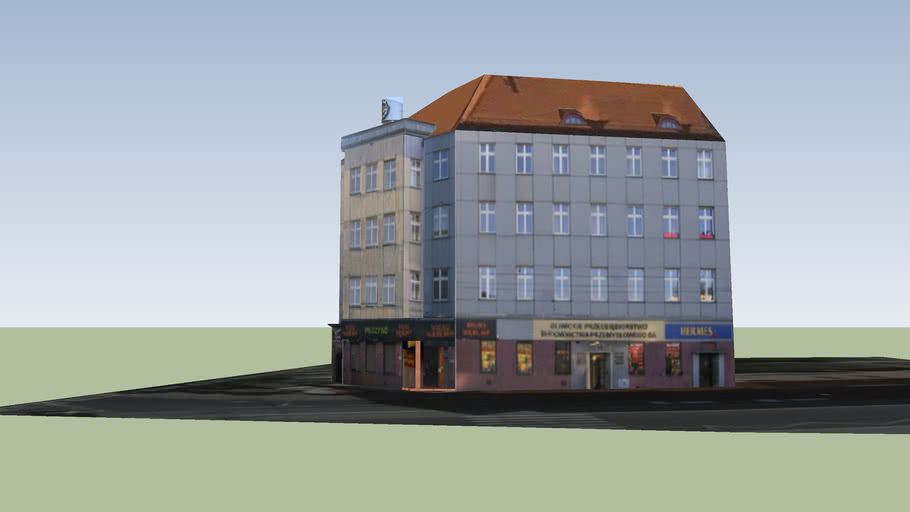 GLIWICE- Plac Piastów