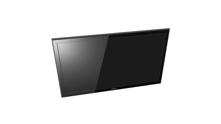 samsung 8 series edge lit LED TV