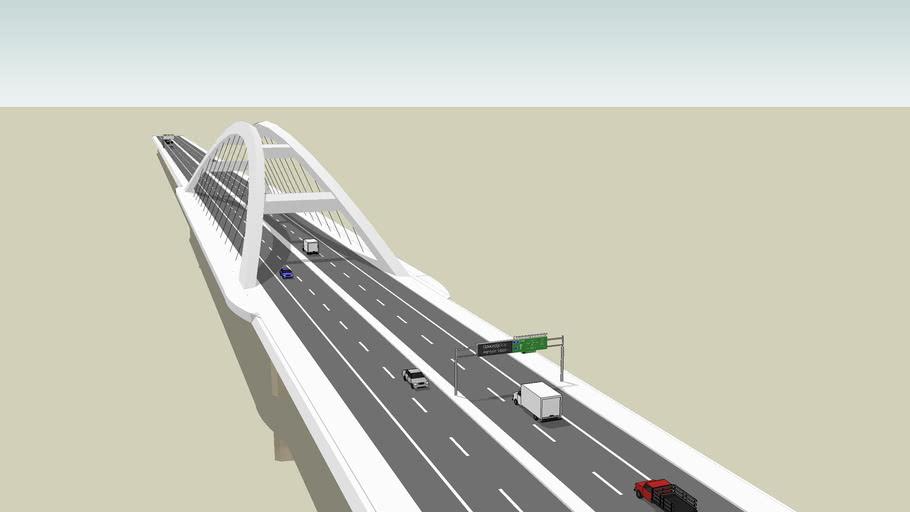 Pentele híd,Dunaújváros