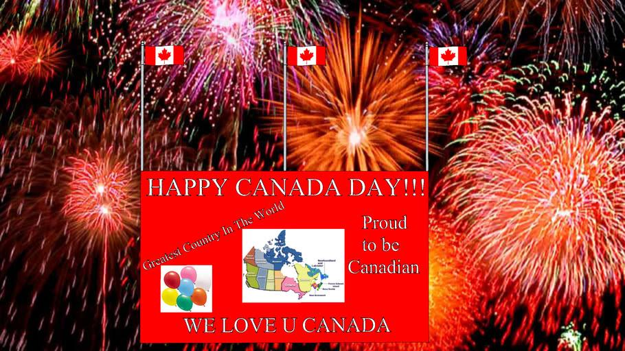 CANADA DAY!!!!!!!