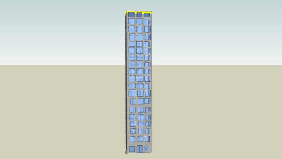Jordans Block of Flats