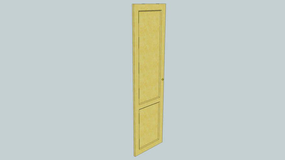 Puerta de armario izquierda