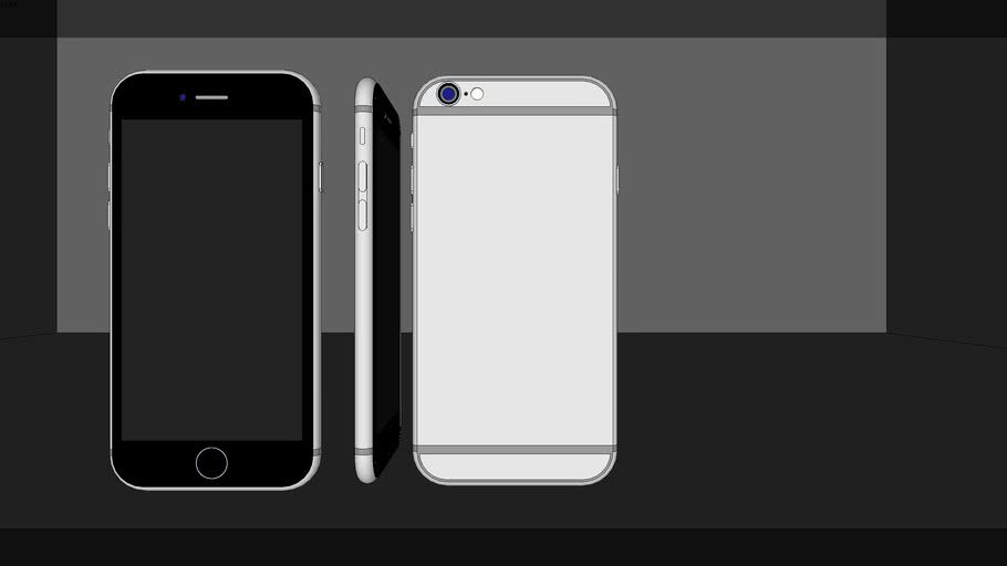iPhone 6 Modelling