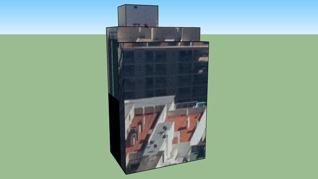 Building in Almirante Brown 1901-1999, Mar del Plata, Buenos Aires Province, Argentina