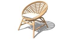 chaise d'exterieur