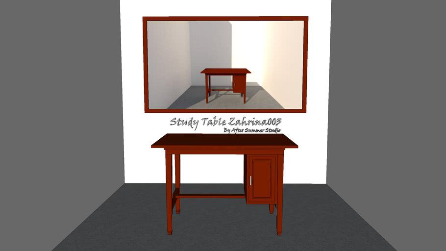 Study Table Zahrina003