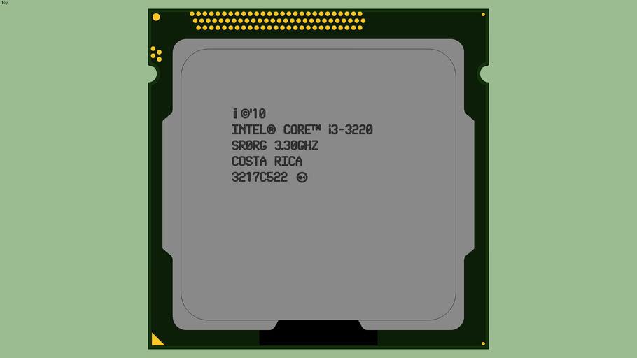 Intel® Core™ i3-3220 (SR0RG)