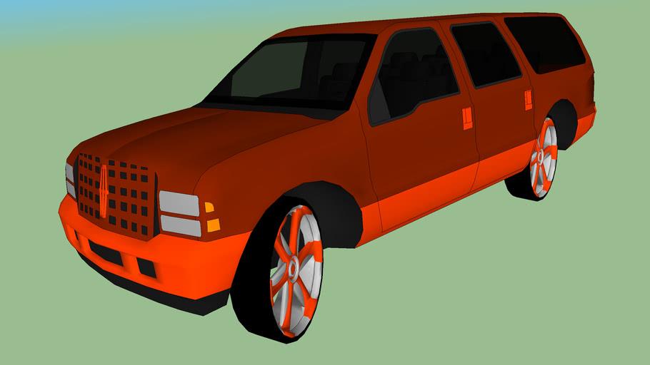 2005 Lincoln MKE
