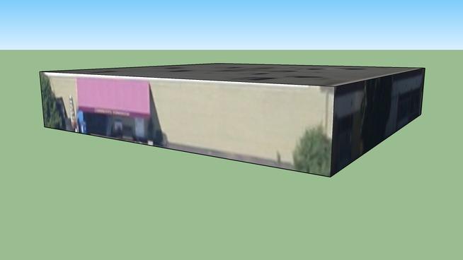 Building in Портленд, Орегон, Соединённые Штаты Америки