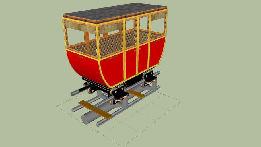 RCT3 :  Wagon Diligence CTR