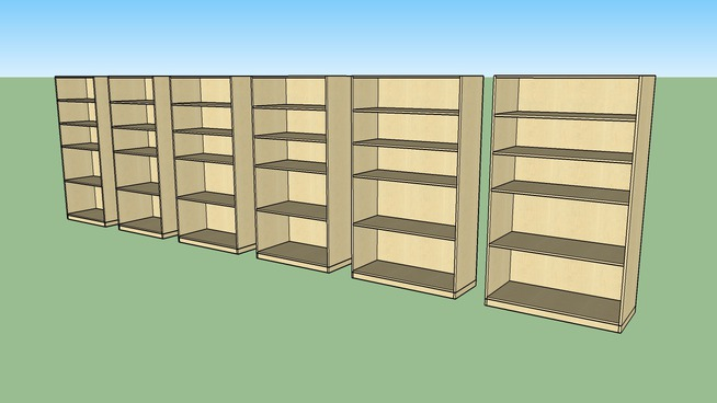 "Cabinets Plus - 84""H Tall_wo doors_304_37-48"