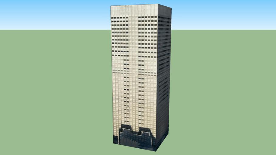 Bâtiment situé 〒163-0917