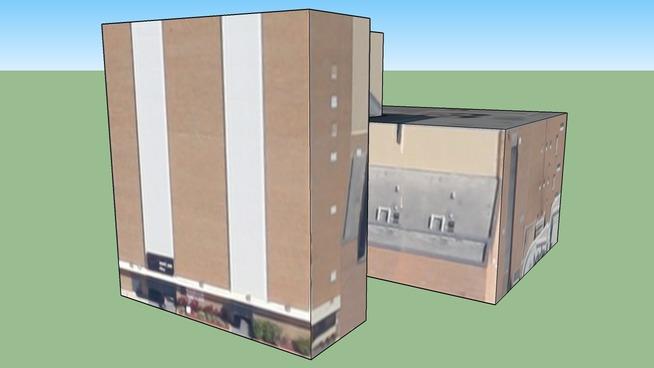 Building in Sarasota, FL, USA