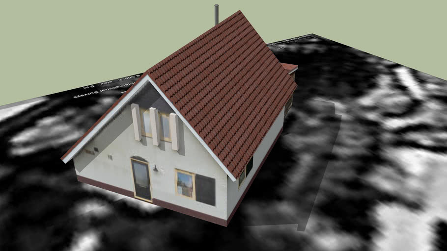 Huis 'Idica' te Schiermonnikoog