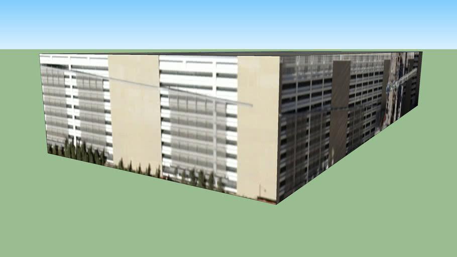 Building in Las Vegas, Nevada, USA