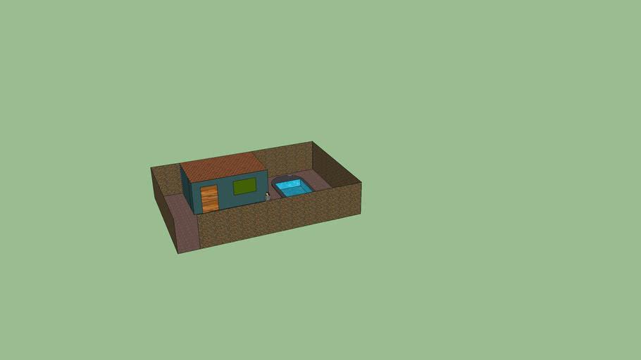 casa pequenina