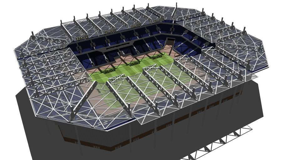 New Hawthorns (UEFA 5-star)