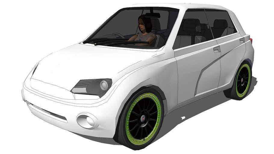BoenZ Car Concpet (City Car)