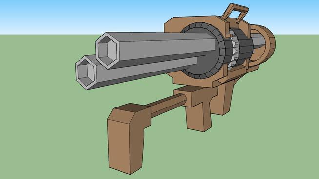Halo Rocket Launcher