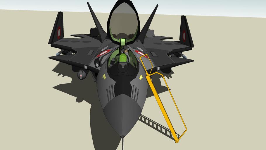 """Saab JAS 2100N """"Super Talon"""""""