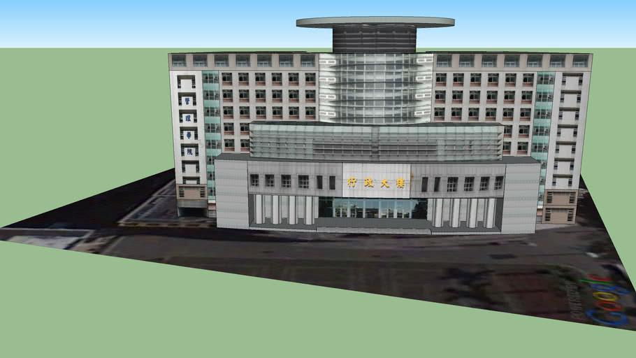 健行科技大學-行政大樓