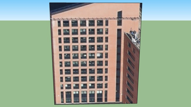 Building in The Hague, هلند