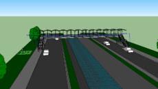 Pasarela Peatonal