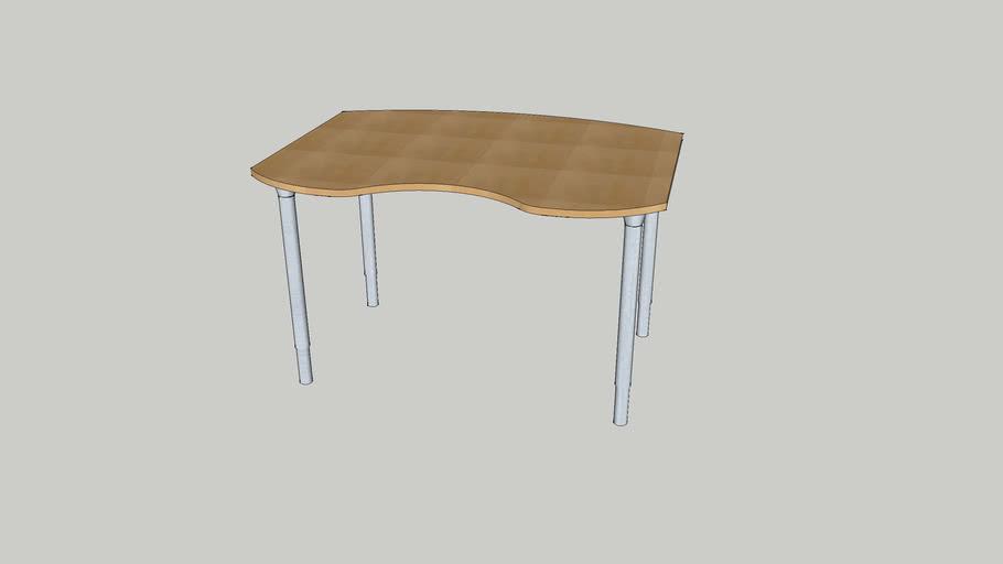 IKEA Prioritet Table
