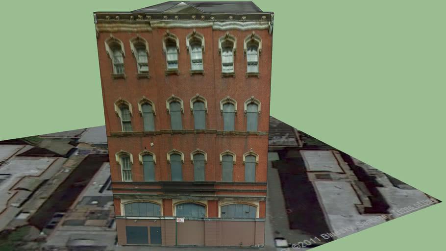 Building in New York City, NY