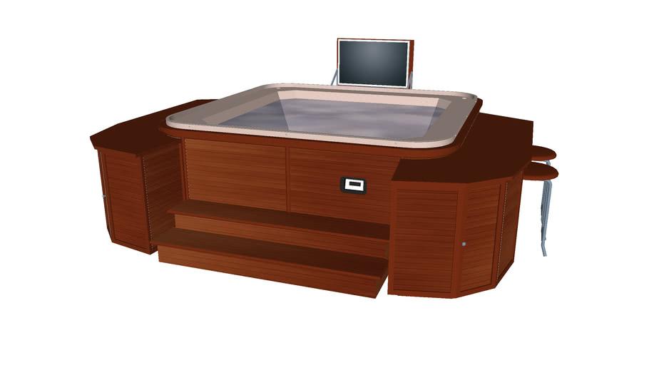 Hot Tub - Detailed