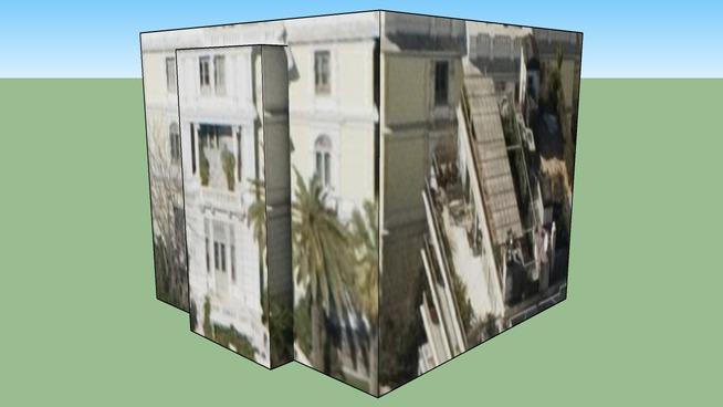 Πρεσβεία Γαλλίας, Αθήνα