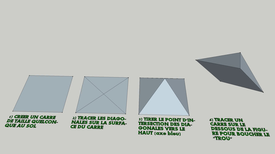 [TUTORIEL] Pyramide