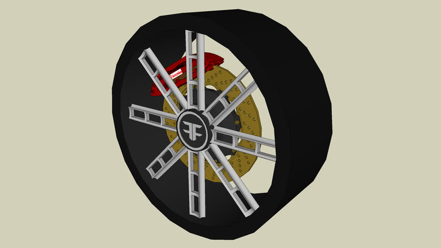 Tuning Wheel FF-Edition